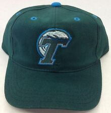 brand new 5043c a1579 NCAA Tulane Green Wave Logo Athletic Kids Structured Adjustable Fit Cap Hat  NEW!