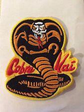 Karate Kid - Cobra Mai - Iron on Patch