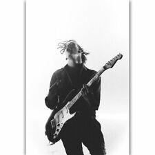 Hot Fabric Poster Matt Healy The 1975 Custom Rock Music Star 36x24 40x27in Z2277