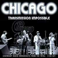 TRANSMISSION IMPOSSIBLE (3CD)  by CHICAGO  Compact Disc - 3 CD Box Set  ETTB115