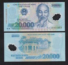 Vietnam 20,000 Dong (2008) P120c Polymer banknote - UNC