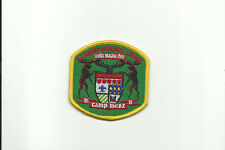 SCOUT BSA 2014 CAMP MERZ ALLEGHENY HIGHLANDS COUNCIL NY PATCH BADGE AHC !!!!!!!!