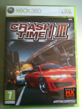 CRASH TIME III - 3  XBOX 360 SIGILLATO EDIZIONE ITALIANA