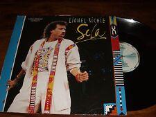 """MAXI 45 TOURS / 12"""" MAXI--LIONEL RICHIE--SELA--1986"""