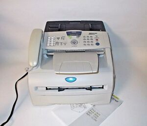 Brother IntelliFax-2920 All-In-One Laser Printer-with TONER/DRUM-Page Count 4594