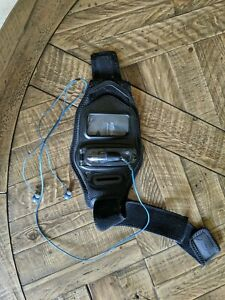 H2O Audio Waterproof Belt Phone Mp3 Sports Pouch Case & Waterproof Headphones