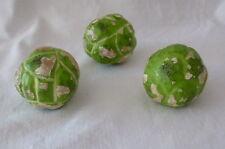 3 Salatköpfe, wahrscheinlich von HABA * für Kaufladen * Holzspielzeug