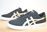 Asics Classic Tempo H7S2N Men's Trainers Shoes Size UK 6.5 Black/ Latte (NCH)