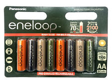 Panasonic AA Rechargeable Batteries For Sale