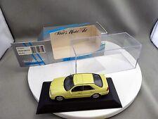 Mercedes-Benz C36 AMG 1996 hellgelb Minichamps [430 032161]
