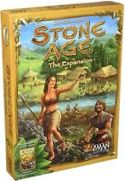 Stone Age Board Game: The Expansion Z-Man Games BRAND NEW