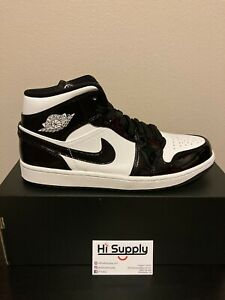 Nike Air Jordan 1 Mid SE All Star Weekend Carbon Fiber Size 10.5 DD1649-001