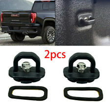 2X Car accessories Tie Down Anchor Truck Bed Side Wall Anchor Pickup GMC Chevy
