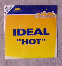 "CD AUDIO INT/ IDEAL ""HOT"" CD SINGLE 2T PROMO NEUF SOUS BLISTER  1994"