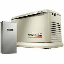 Generac Guardian® 22kW Standby Generator System (200A Service Disconnect ...