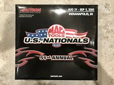 Mac Tools US Nationals 51st Annual 2005 Pro Stock Motorcycle 1 of 504