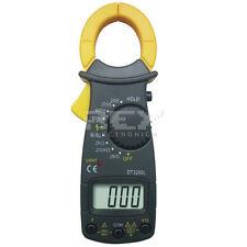 PINZA AMPERIMETRICA Amperimetro DIGITAL CLAMP DT3266L + Cables + Pilas m29