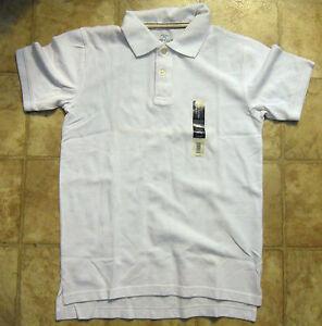 Boys Polo Shirt School Uniform Sz XS S M L XL XXL Husky Children Kids NEW