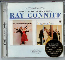 RAY CONNIFF - S´Wonderful/S´Marvelous- 2 Classic Albums - CD Columbia - Mint