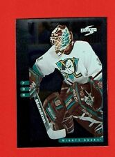1997-98 Score GOLDEN BLADES parallel # 6 Guy Hebert ANAHEIM DUCKS GOALIE