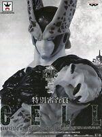 Dragon Ball Z Banpresto World Figure Colosseum Bwfc Tenkaichi Budokai Cell New N