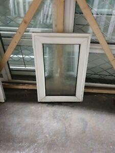 White Upvc Window 595 X 860 (W0380)