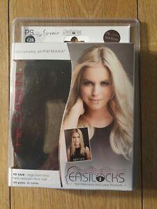 Easilocks dark brown Hair Extensions 20inch-Brand New in unopened box €28 RRP
