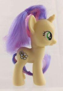 My Little Pony G4 FiM Sunshine Petals Yellow/Purple/Pink Unicorn *READ*
