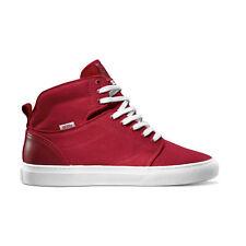 VANS OTW ALOMAR (BASIC) RED/WHITE - MEN'S SKATEBOARDING SHOES SIZE 11.5