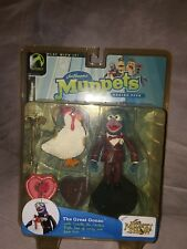 """THE GREAT GONZO"" From The Muppet Show - 2003 - Series 5 w/Camilla Chicken"