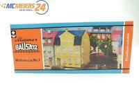 E143 VERO Modell H0 TT 2/50 Mamos Gebäude Bausatz Wohnhaus Nr. 1 *NEU*