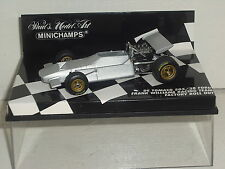 Minichamps De Tomaso505/38 Ford Frank williams Factory Roll out 1970 400 700099