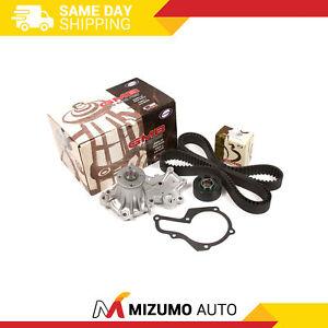 Timing Belt Kit GMB Water Pump Fit 89-95 Suzuki Sidekick Geo Tracker 1.6L G16KC