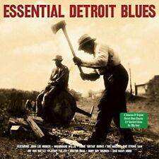 Various Artists - Essential Detroit Blues (2LP Vinyl Set) [New CD]