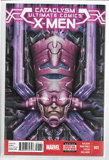 Marvel Cataclysm Ultimate Comics X-Men #1