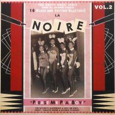 """LP/VA ✦✦ LA NOIRE #2 ✦✦""""Please Mr. Playboy"""" (Superb 50s Rhythm & Blues)"""