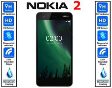 Genuine 100% TEMPERED GLASS Ultra HD Screen Protector Cover For Nokia 2