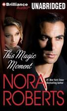 This Magic Moment by Nora Roberts 2011 MP3 CD Unabridged In Factory Shrink Wrap