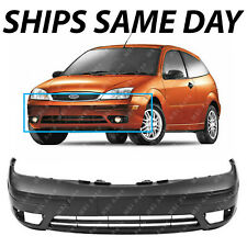 NEW Primered Front Bumper Replacement Fascia for 2005 2006 2007 Ford Focus 05-07