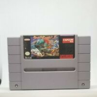 STREET FIGHTER 2 II 1992 Authentic Super Nintendo SNES CLEAN TESTED