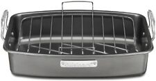 Cuisinart Large Roasting Pan with Rack | Non-Stick