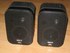 JBL Control One Kompakt Lautsprecher - Schwarz