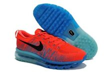 NIKE AIR Flyknit MAX Gr:49,5 US:15 Neu Rot 90 95 97 Limited Red sneaker command