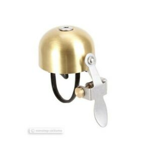 Crane Bells E-NE Classic Lever Strike Bicycle Bell - ALL COLORS - Made in Japan