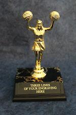 Cheerleader Trophy -. Free Engraving!