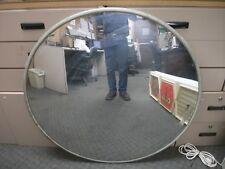 "36"" Convex Acrylic Safety & Security Mirror W/ Mounting Bracket"