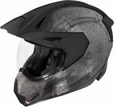 Icon Variant Pro Construct Dual Sport Helmet Black