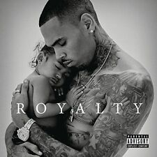 Royalty [Deluxe Edition] (clean) by Chris Brown (R&B/Vocals) **Cracked Case***