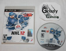 USED EA Sports NHL 12 Sony PS3 (NTSC) -Canadian Seller-