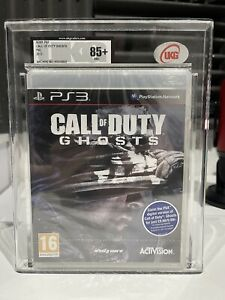PLAYSTATION 3 Call Of Duty Ghosts UKG/VGA Graded 85+NM 2013